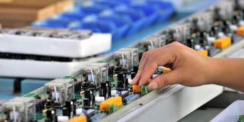 Elektronik Service: Bestückung Leiterplatten